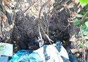 TRABZON'DA PKK'YA AİT SIĞINAK BULUNDU