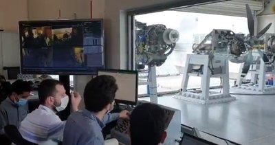 Selçuk Bayraktar'tan yerli üretim uçak motoru müjdesi