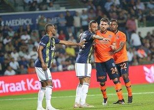 Son dakika spor haberleri: Fenerbahçe - Başakşehir maçı 11'leri belli oldu! İşte Yanal ve Buruk'un 11'leri