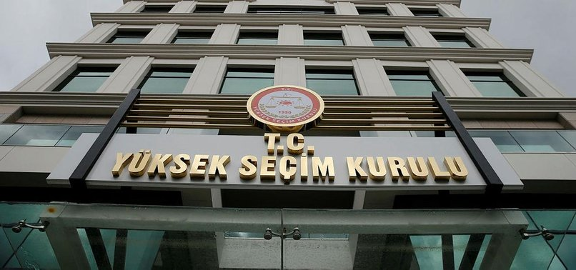 YSK'DAN FLAŞ AK PARTİ KARARI!