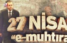 27 Nisan E-Muhtıra