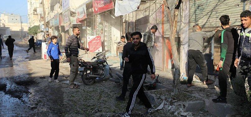 YPG/PKK'DAN SİVİLLERE KALLEŞ SALDIRI!