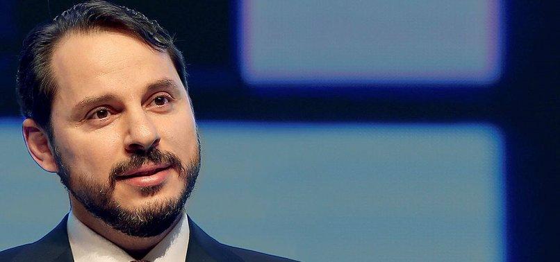 BAKAN BERAT ALBAYRAK'TAN ENFLASYON AÇIKLAMASI