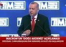 Başkan Erdoğan'dan Fransa Cumhurbaşkanı Macron'a sert yanıt |Video