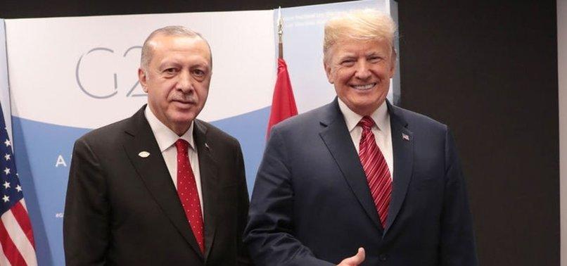 ABD BASINI YAZDI: TRUMP, ERDOĞAN'A SÖZ VERDİ!