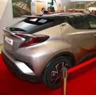Toyota C-HR'nin tanıtımı yapıldı