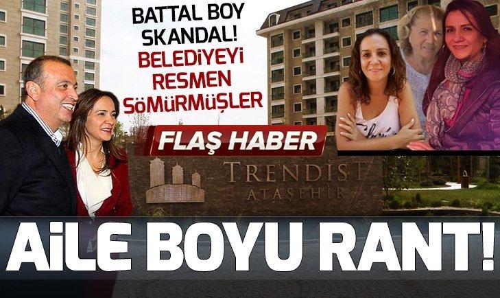Ataşehir Belediyesi'nde Battal İlgezdi'den bir rezidans skandalı daha!