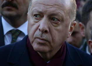 Başkan Erdoğan gözyaşlarını tutamadı