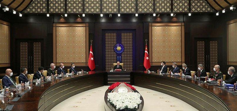 Son dakika: Başkan Erdoğan başkanlığındaki kritik toplantı sonrası dünyaya net mesaj