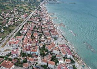 Samsun'da sıra dışı sokaklar! Sahile çıkan yolların tümü…