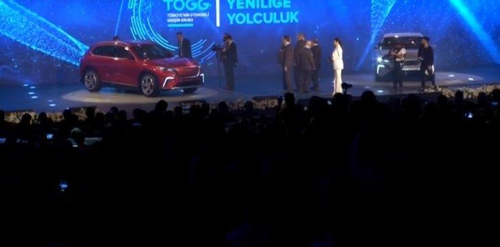 İşte Türkiye'nin yerli otomobilinden ilk kareler