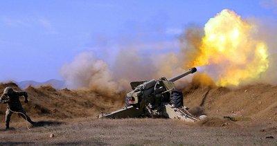 Azerbaycan'ın ilerleyişi sürüyor! Ermeni askerler toplu firar ediyor...