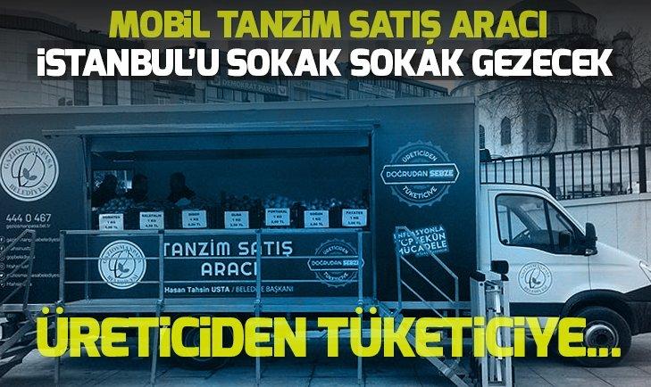 İSTANBUL'DA SOKAKLARI GEZECEK