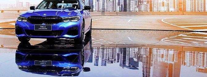 Şangay Otomobil Fuarı 2019 nefesleri kesti