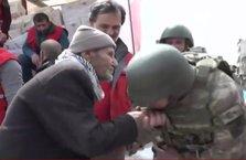 Türkiye'den Afrin'e şefkat eli!