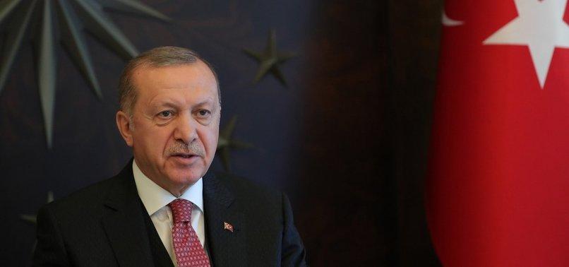 BAŞKAN ERDOĞAN'DAN CAMİ SALDIRINSA SERT TEPKİ