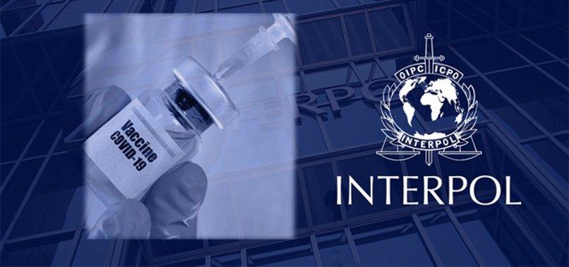 Interpol'den dünyaya Covid-19 aşısıyla ilgili flaş uyarı: Sahte aşı…