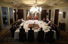 Bakan Albayrak, akademisyen ve ekonomistlerle İstanbul'da bir araya geldi