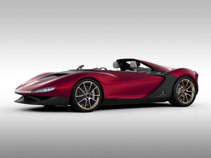 Dünyanın en pahalı 10 otomobili