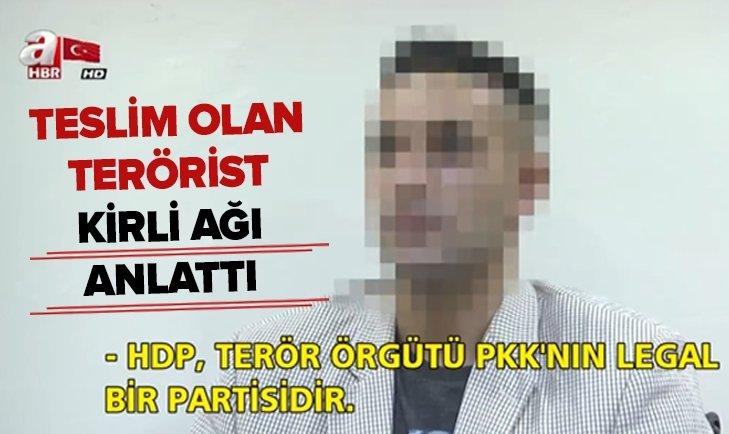 HDP PKK'NIN LEGAL PARTİSİDİR