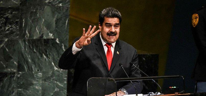 MADURO'DAN BM'YE 'SUİKAST GİRİŞİMİNİ SORUŞTURUN' ÇAĞRISI
