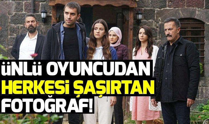 İrem Helvacıoğlu bu fotoğrafla herkesi şaşırttı