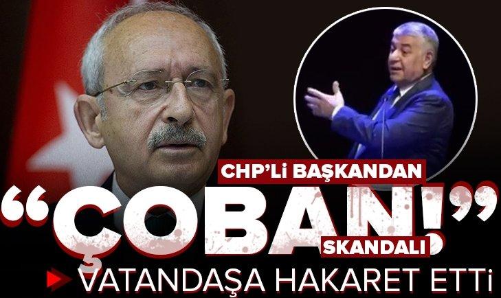 CHP'li belediye başkanından skandal açıklama