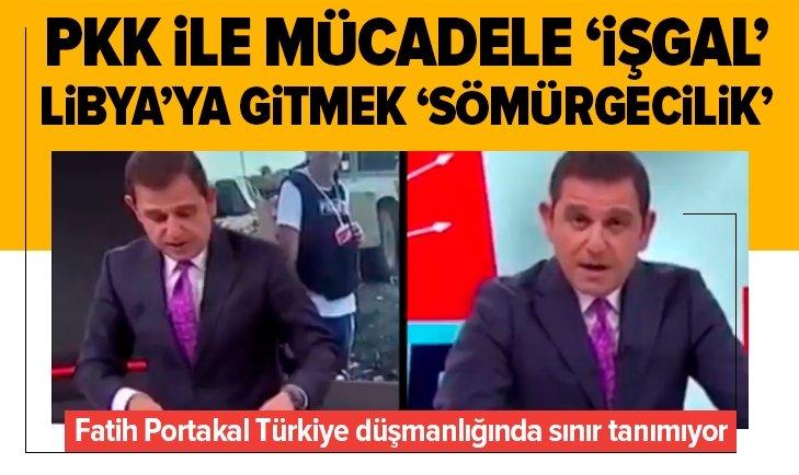 Portakal'dan Mehmetçik için skandal 'işgal' ve 'sömürgeci' sözleri