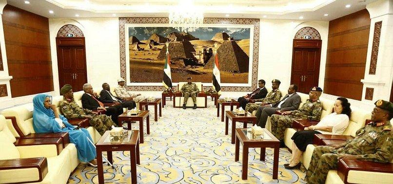 SUDAN'DA ÖNEMLİ GELİŞME! YEMİN ETTİLER