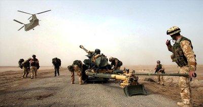 ABD Orta Doğu'daki askeri varlığını artırıyor! 54 bin asker...