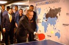 Cumhurbaşkanı Erdoğan Mardin'de gençlik merkezini ziyaret etti
