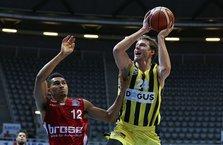 Zadar'da şampiyon Fenerbahçe