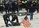 Son dakika: ABD Kongresinde çıkan çatışmalarda çok sayıda polis yaralandı
