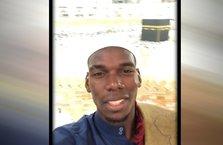 Paul Pogba, Kabe'den milyonlara seslendi
