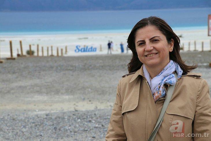 Salda Gölü'nde önlemler sonuç verdi! Beyaz Adalar doğal görünümüne kavuştu
