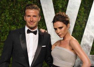 David Beckham'ın eşi Victoria Beckham'ın yıllar sonra yüzü güldü