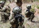 Afrin'de terör operasyonu: 9 gözaltı