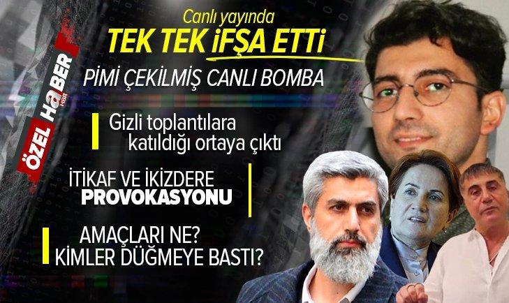 FETÖ bağlantılı AA muhabiri Musab Turan'ın örgütün gizli toplantılarına katıldığı ortaya çıktı
