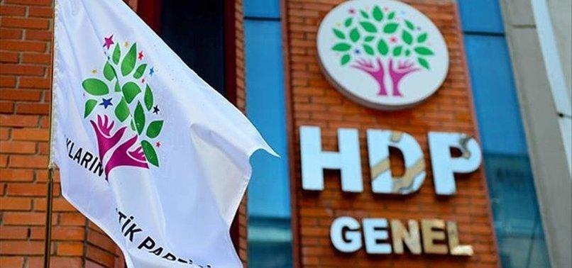HDP İSTANBUL TEŞKİLATINDAN MÜEBBET YİYEN TERÖRİSTE DESTEK
