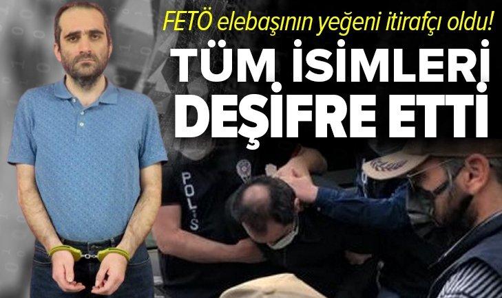 Son dakika: FETÖ elebaşının yeğeni Selahaddin Gülen itirafçı oldu! Tüm isimleri tek tek deşifre etti
