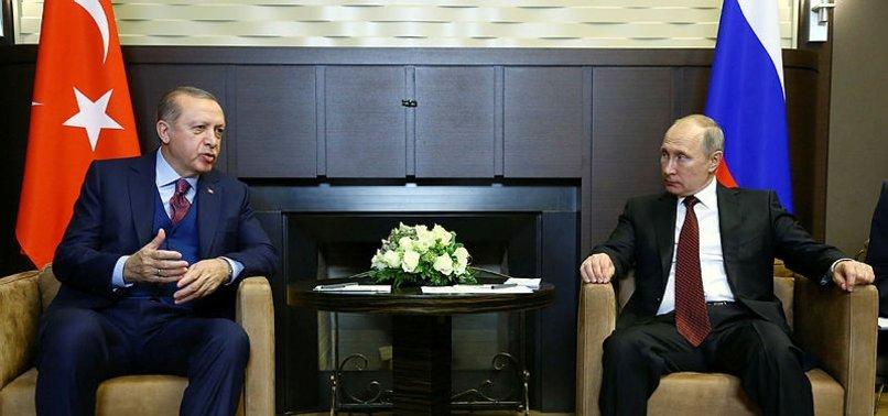 TRUMP'IN KUDÜS KARARINA RUSYA'DAN İLK TEPKİ