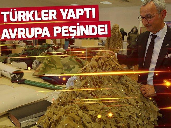 Türkler yaptı, Avrupa peşine düştü!