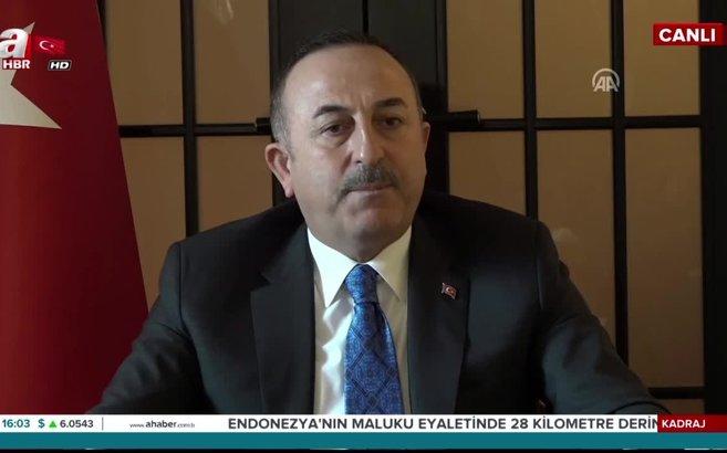 Bakan Mevlüt Çavuşoğlu '56. Münih Güvenlik Konferansı'nı değerlendirdi |Video