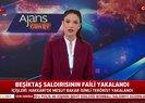 Beşiktaş saldırısının faili terörist Mesut Bakar yakalandı  |Video