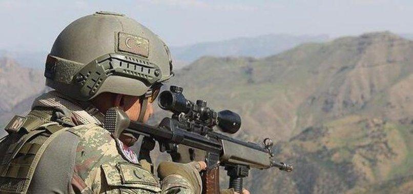 TUNCELİ'DE PKK'YA DARBE ÜSTÜNE DARBE