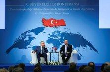 Bakan Çavuşoğlu'ndan flaş Brunson ve Rusya için vize açıklaması
