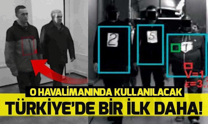 Türkiye'deki havalimanı güvenlik teknolojilerinde ilk! Esenboğa'da kullanılacak