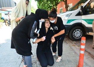 Acılı anne gözyaşlarına boğuldu: Baba değil cani bir katil