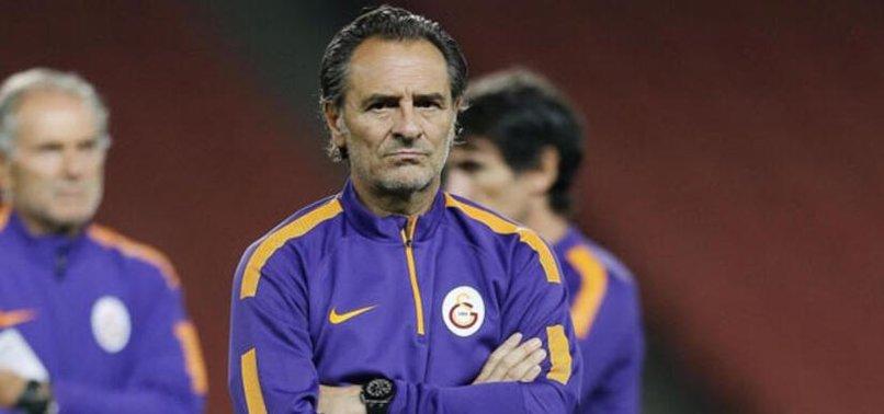 Galatasaray'ın eski teknik direktörü Cesare Prandelli'nin Kovid-19 testi pozitif çıktı