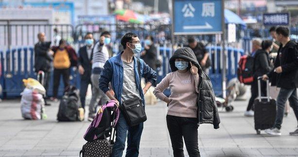 Çin'de hızla yayınlan koronavirüs salgınında ölü sayısı 41'e ulaştı